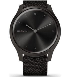 Reloj inteligente Garmin vivomove style negro/negro 010_02240_03 - GAR010_02240_03