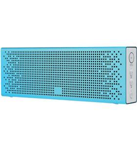 Altavoz bluetooth Xiaomi mi speaker blue - 2x3w - drivers 36mm - func. mano QBH4103GL - XIA-ALT BT SPK BLUE