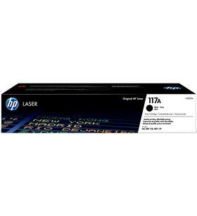 Toner negro Hp W2070A - nº117a - 1000 páginas - compatible según especifica - W2070A