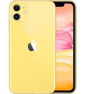 Apple iphone 11 128gb amarillo - MWM42QL/A Terminales - APL-IPHONE 11 128 A