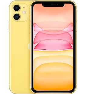 Apple iphone 11 128gb amarillo - MWM42QL/A Terminales smartphones - APL-IPHONE 11 128 A