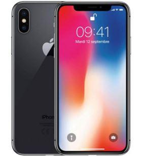 Apple IPHONE X 256GB gris espacial reacondicionado cpo móvil 4g 5.8'' super - 6009880903450