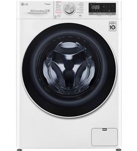 Lavadora secadora Lg F4DN408S0 clase a 8+ 5kg 1400 rpm