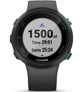 Reloj deportivo Garmin swim 2 gps gris 010_02247_10 - GAR010_02247_10
