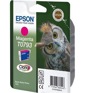 Cartucho Epson t0793 11.1ml magenta - búho C13T07934010 - EPS-C13T07934010