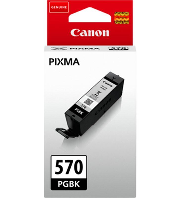 Cartucho de tinta negro Canon pgi-570 pgbk 0372C001 - 29627553_8620646326