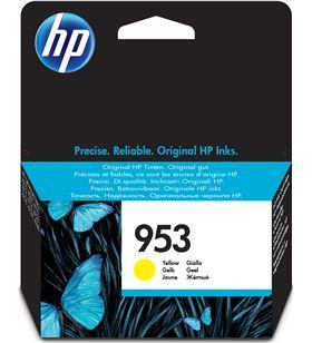 Cartucho amarillo Hp nº953 - 700 páginas - compatible con all-in-one office F6U14A - F6U14A