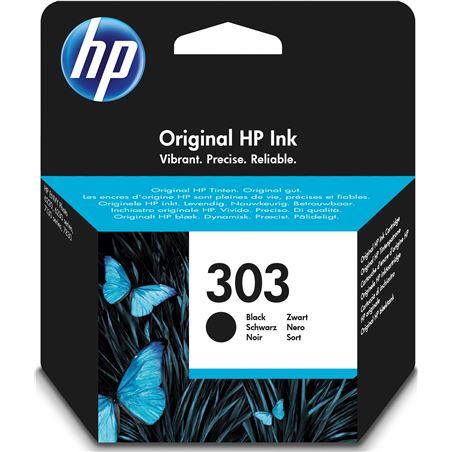 Hp T6N02AE cartucho negro nº303 - 200 páginas aprox. - compatible según especificac - T6N02AE