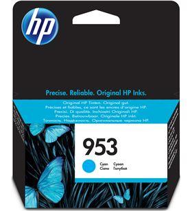 Cartucho cian Hp nº953 - 700 páginas - compatible con all-in-one officejet F6U12AE - F6U12A
