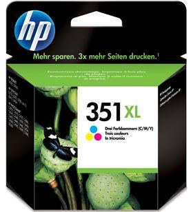 Cartucho color Hp nº351xl para deskjet d4260 y j5780 CB338E - CB338EE