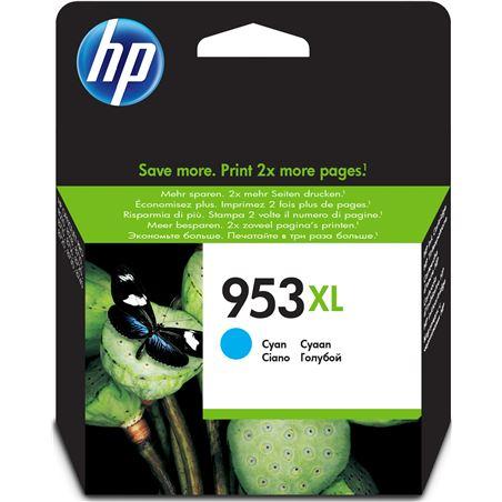 Cartucho cian Hp nº953xl - 1600 páginas aprox. - para officejet pro 8210 / F6U16A - F6U16A