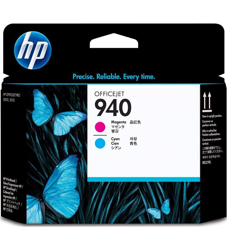 Cabezal de impresión Hp nº 940 tinta cian y magenta para la Hp 8000 / 8500 C4901A - C4901A