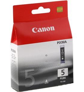 Cartucho de tinta negra gran capacidad Canon pixma ip4200/5200/5200r, mp500 0628B001AA - BCC-PGI5BK