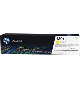 Toner amarillo Hp nº130a - 1000 páginas - compatible con color laserjet pro CF352A - CF352A