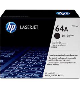 Toner negro Hp nº64a para laserjet p4015/p4014/p4515 CC364A - CC364A