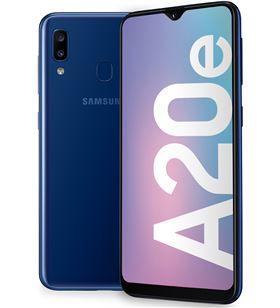 Smartphone móvil Samsung galaxy a20e blue - 5.8''/14.7cm - cam (13+5)mp/8mp A202 DS BLUE - SAM-SP A202 DS BLUE