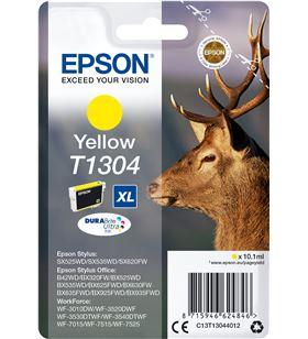 Cartucho Epson t1304 10.1ml amarillo - ciervo C13T13044012 - EPS-C13T13044012