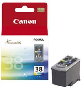 Cartucho de tinta color para Canon ip2500 2146B001 - BCC-CL-38