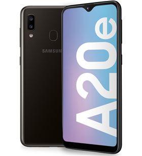 Smartphone móvil Samsung galaxy a20e black - 5.8''/14.7cm - cam (13+5)mp/8mp SM-A202 BK - SAM-SP A202 DS BLACK