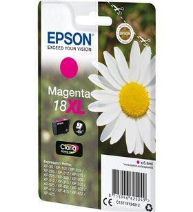 Cartucho Epson 18xl 6.6ml magenta - margarita C13T18134012 - EPS-C13T18134012