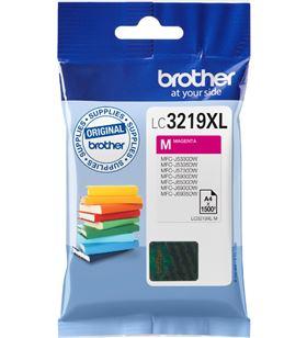 Cartucho de tinta magenta Brother LC3219XLM - hasta 1500pag - compatible se - BRO-C-LC3219XLM