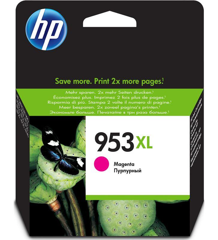Hp F6U17AE cartucho magenta nº953xl - 1600 páginas aprox. - para officejet pro 8210 - F6U17AE