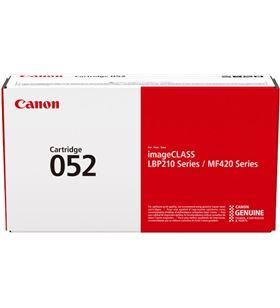 Toner negro Canon 052 - 3100 páginas - compatible según especificaciones 2199C002 - CAN-TN 2199C002