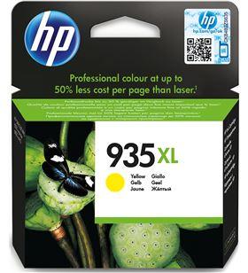 Cartucho amarillo Hp nº935xl - 825 páginas - para officejet pro 6830 C2P26AE - C2P26AE