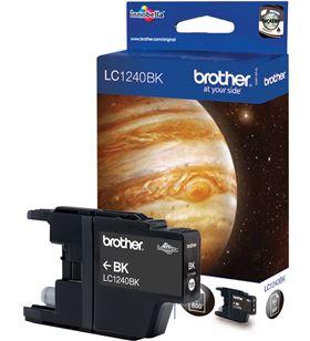 Cartucho tinta Brother lc-1240 600 páginas negro LC1240BK - BRO-LC1240BK