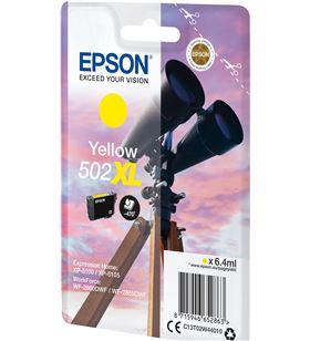 Cartucho tinta Epson 502xl - amarillo (6.4ml) - binoculares C13T02W44010 - EPS-C13T02W44010