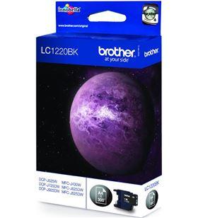 Cartucho tinta Brother lc-1220 300 páginas negro LC1220BK - BRO-LC1220BK