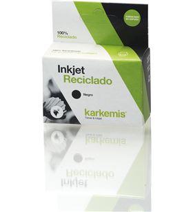 Sihogar.com cartucho de tinta karkemis f6u68ae (302xl) reciclado hp ink-jet -negro - 18 10050271 - KAR-HP-302XL