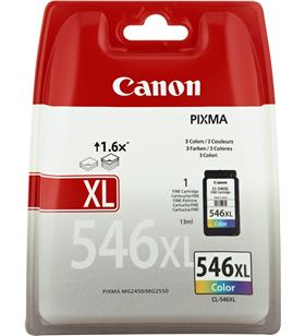 Tinta Canon cl546xl pixma/mg2450/mg2550 color CAN8288B001 - CAN8288B001