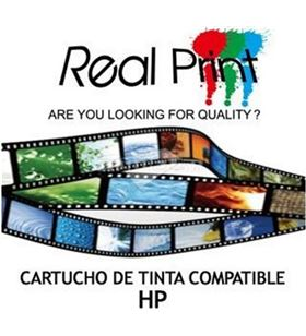#000049 RPTHP301XLC tinta compatible con cartucho hp 301xl color - 6953810820471