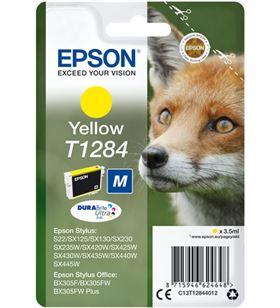 Tinta Epson amarilla 1284 EPSC13T12844012 Otros productos consumibles - EPSC13T12844012
