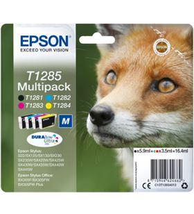 Multipack Epson tinta 1285 EPSC13T12854012 Otros productos consumibles - EPSC13T12854012
