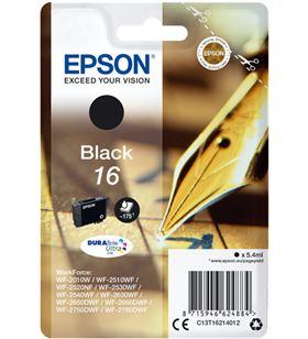 Tinta Epson negra 16 durabrite EPSC13T16214012 Otros productos consumibles - EPSC13T16214012