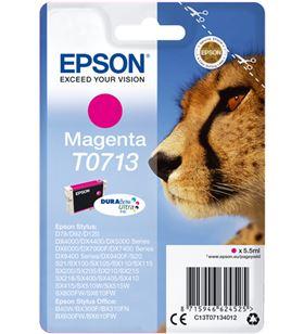 Tinta Epson magenta 713 EPSC13T07134012 Otros productos consumibles - EPSC13T07134012