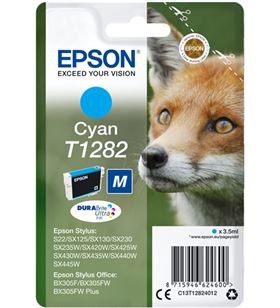 Tinta Epson cian 1282 EPSC13T12824012 Otros productos consumibles - EPSC13T12824012