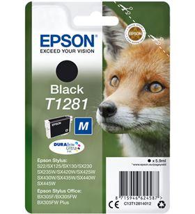 Tinta Epson negra 1281 EPSC13T12814012 Otros productos consumibles - EPSC13T12814012