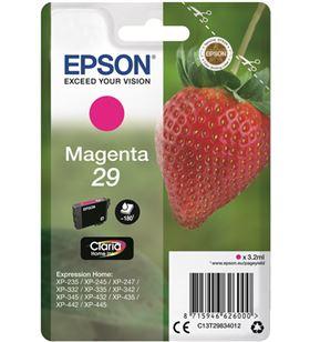 Tinta Epson 29 claria home magenta EPSC13T29834012 - EPSC13T29834012