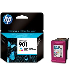 Hp tinta tricolor n 901 officejet j-4580 cc656ae Otros productos consumibles - 883585764020