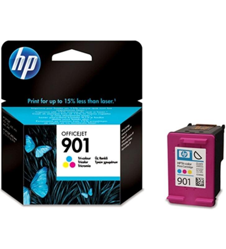 Hp CC656AE tinta tricolor n 901 officejet j-4580 Otros productos consumibles - 883585764020