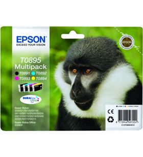 Multipack tinta Epson .895. EPSC13T08954010 Otros productos consumibles - C13T08954010
