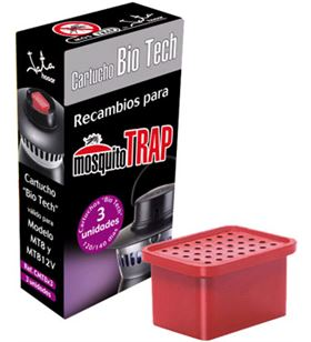 Jata cartucho para aparato atrapa mosquitos de domesti cmt8x3 - CMT8X