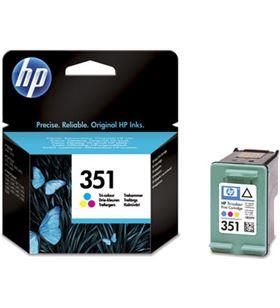 Tinta tricolor Hp 351 CB337EE-ABE Otros productos consumibles - CB337EEBL