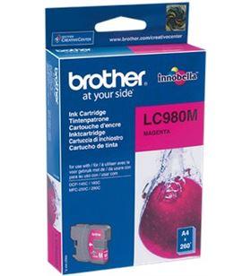 Brother cartucho lc-980m lc980m Otros productos consumibles - 06138379