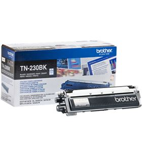 Brother toner tn-230bk tn230bk Otros productos consumibles - 06143630