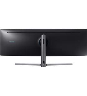 Monitor gaming curvo panoramico Samsung c49hg90 - 49''/124.4cm va 1800r - uh LC49HG90DMUXEN - SAM-M C49HG90