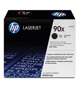 Toner negro Hp nº90x 24000 páginas para Hp laserjet enterprise m4555 mfp CE390X - CE390X